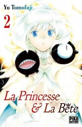 Couverture La princesse et la bête, tome 2
