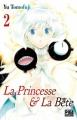 Couverture La princesse et la bête, tome 2 Editions Pika (Shôjo - Purple shine) 2018