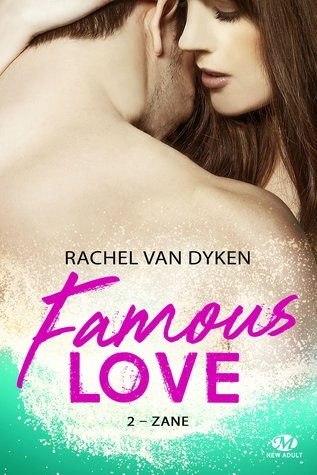Couverture Famous Love, tome 2: Zane