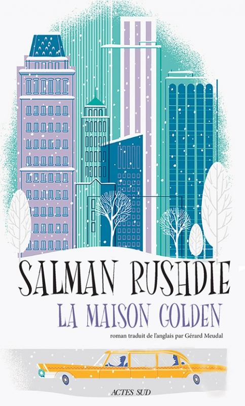 Couverture La Maison Golden