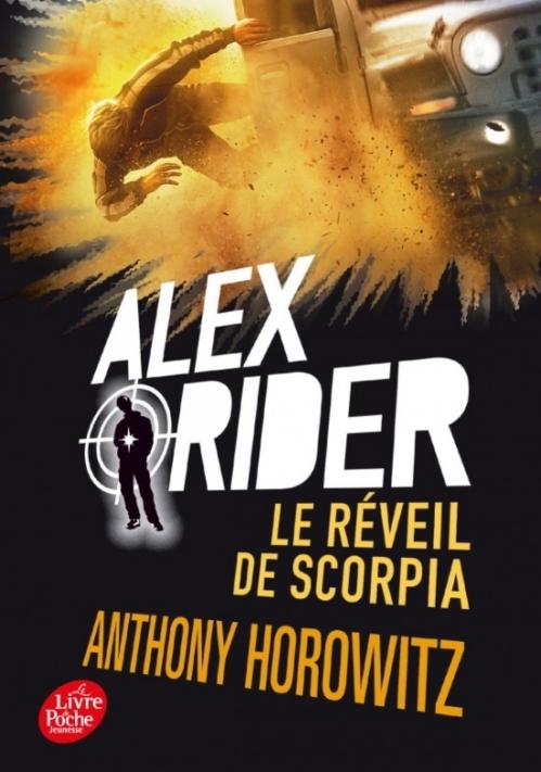 Couverture Alex Rider, tome 09 : Le réveil de Scorpia