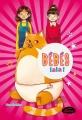 Couverture Bouddha le chat, tome 2 : Bébés lala ! Editions Les Malins 2018