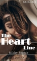 Couverture The heart line, tome 1 Editions Nisha 2018