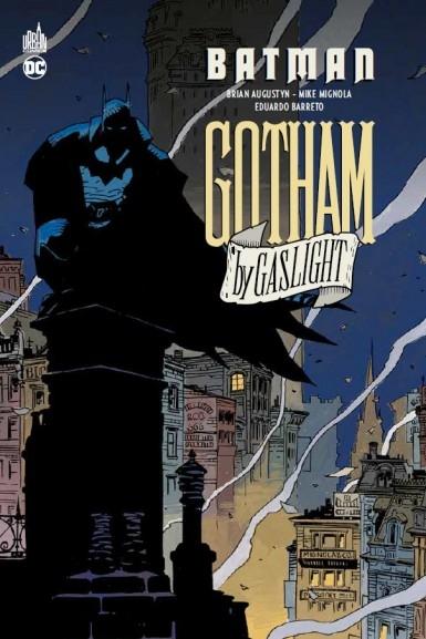Couverture Batman - Gotham by Gaslight