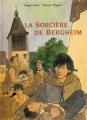Couverture La sorcière de Bergheim Editions Bf 2004