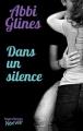 Couverture Dans un silence Editions Hugo & cie (New way) 2018