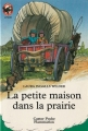 Couverture La petite maison dans la prairie, tome 1 Editions Flammarion (Castor poche - Junior) 1993