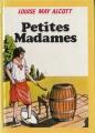 Couverture Les filles du docteur March se marient / Le docteur March marie ses filles / Petites madames Editions France Inter (Cerise) 1985