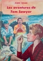Couverture Les aventures de Tom Sawyer Editions La farandole (Mille Episodes) 1955