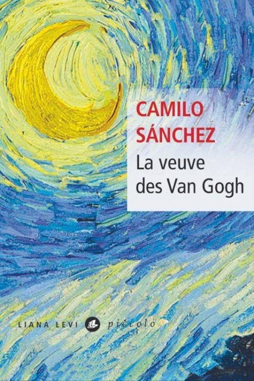Couverture La veuve des Van Gogh