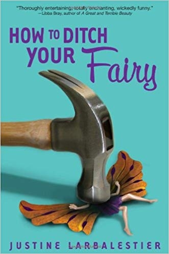 Couverture How to ditch your fairy