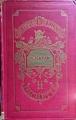 Couverture Peter Pan (roman) Editions Hachette (Bibliothèque Rose illustrée) 1947
