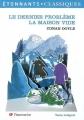 Couverture Le dernier problème, La maison vie / La maison vie précédé du Dernier problème Editions Flammarion 1997