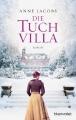 Couverture La villa aux étoffes Editions Blanvalet 2015
