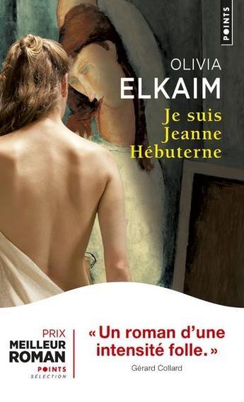 Couverture Je suis Jeanne Hébuterne