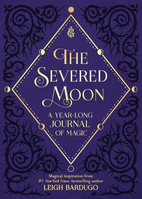 Couverture The Severed Moon: A Year-Long Journal of Magic