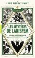 Couverture Les mystères de Larispem, tome 1 : Le sang jamais n'oublie Editions Gallimard  (Pôle fiction) 2018