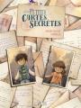 Couverture Les petites cartes secrètes Editions Delcourt (Une case en moins) 2018