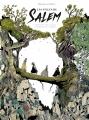 Couverture Les filles de Salem : comment nous avons condamné nos enfants Editions Dargaud 2018