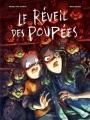 Couverture Le réveil des poupées Editions Jungle ! 2018