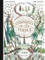 Couverture Chroniques de l'île perdue Editions Soleil (Métamorphose) 2018
