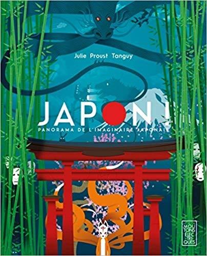 Couverture Japon ! : Panorama de l'imaginaire japonais