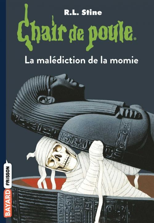 Couverture Le tombeau de la momie / La malédiction de la momie