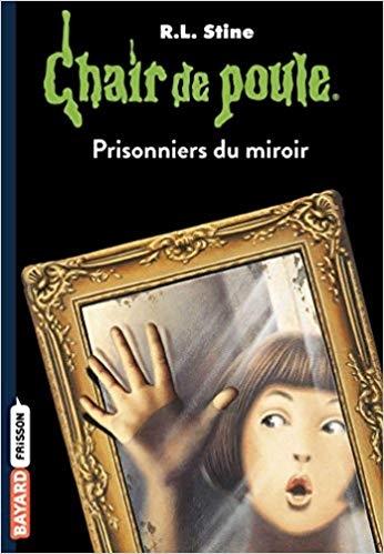 Couverture Prisonniers du miroir