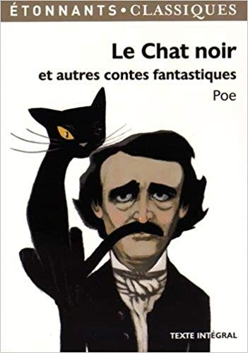 Couverture Le chat noir