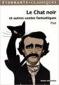 Couverture Le chat noir et autres contes fantastiques / Le chat noir et autres nouvelles / Le chat noir Editions Flammarion 2015