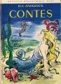 Couverture Contes Editions Hachette (Nouvelle bibliothèque rose) 1960