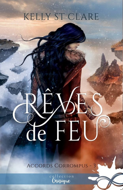 Couverture Accords corrompus, tome 3 : Rêves de feu
