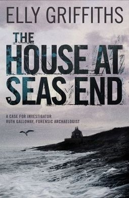 Couverture The house at sea's end