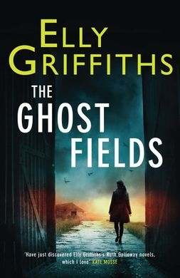 Couverture The ghost fields