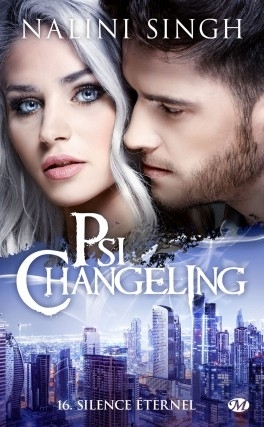 Couverture Psi-Changeling, tome 16 : Silence éternel