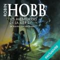 Couverture Les Aventuriers de la Mer, tome 2 : Le Navire aux esclaves Editions Audible studios 2017