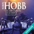Couverture Les Aventuriers de la Mer, tome 4 : Brumes et tempêtes Editions Audible studios 2017