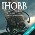 Couverture Les Aventuriers de la Mer, tome 6 : L'Éveil des eaux dormantes Editions Audible studios 2017