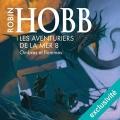Couverture Les Aventuriers de la Mer, tome 8 : Ombres et flammes Editions Audible studios 2018