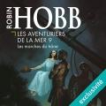 Couverture Les Aventuriers de la Mer, tome 9 : Les Marches du trône Editions Audible studios 2018