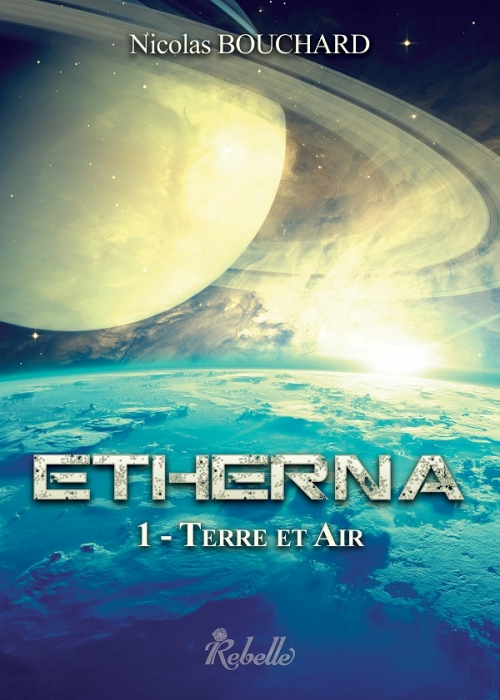 Couverture Etherna, tome 1 : Terre et Air
