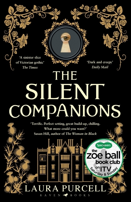 Couverture The Silent Companions