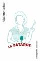Couverture La bâtarde Editions Gallimard  1996