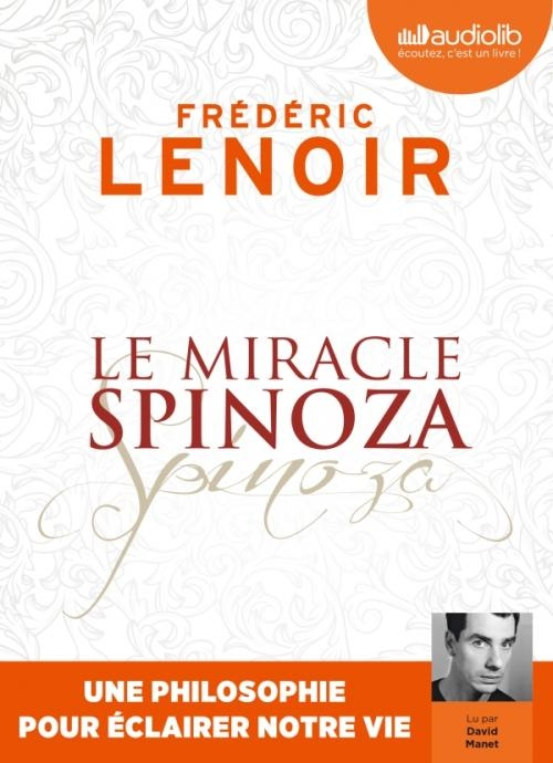 Couverture Le miracle Spinoza