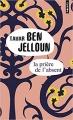 Couverture La prière de l'absent Editions Seuil 1997