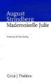 Couverture Mademoiselle Julie Editions Circé 2006