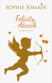 Couverture Felicity Atcock, tome 6 : Les anges voient rouge Editions France Loisirs 2016