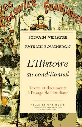 Couverture L'Histoire au conditionnel