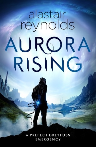 Couverture Prefect Dreyfus Emergency, book 1: Aurora Rising