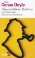 Couverture Un scandale en Bohême suivi d'Etoile d'argent Editions Folio  2015